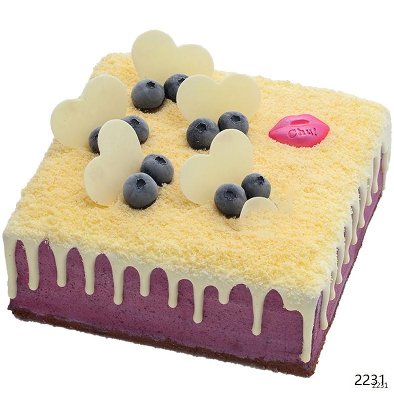 慕斯蛋糕/云心水性