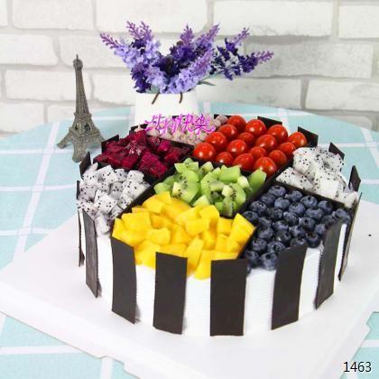 水果蛋糕/美丽心情