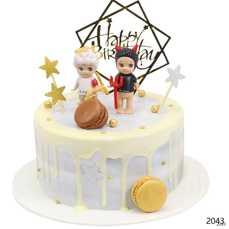 恶魔与天使/网红蛋糕