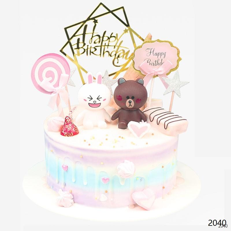 甜蜜世界/网红蛋糕
