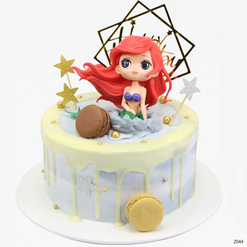 美人鱼/网红蛋糕