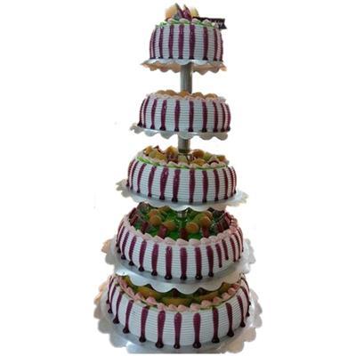 多层蛋糕/幸福万年长