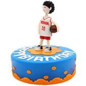 翻糖蛋糕/篮球健儿