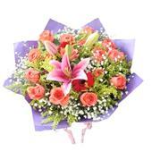 爱情鲜花\爱的祝福