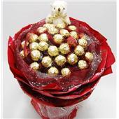 33巧克力花束