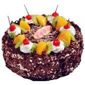 黑森林蛋糕/挪威森林