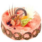 穆斯蛋糕/红色伊人