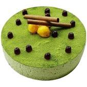 抹茶蛋糕/简单的快乐